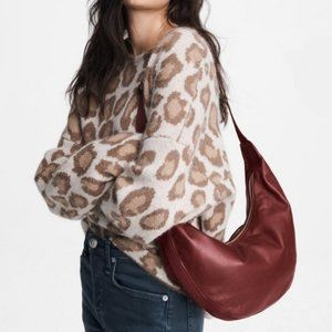 Rag & Bone Riser Leather Hobo Bag